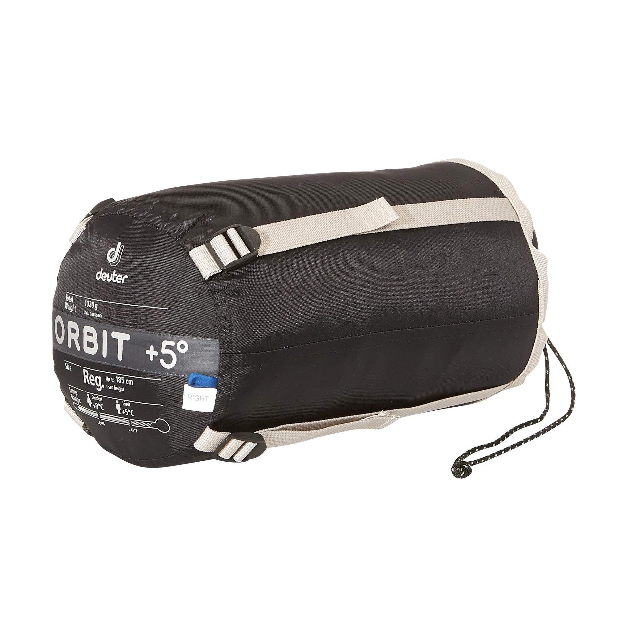 Спальный мешок Deuter Orbit +5° - фото 2