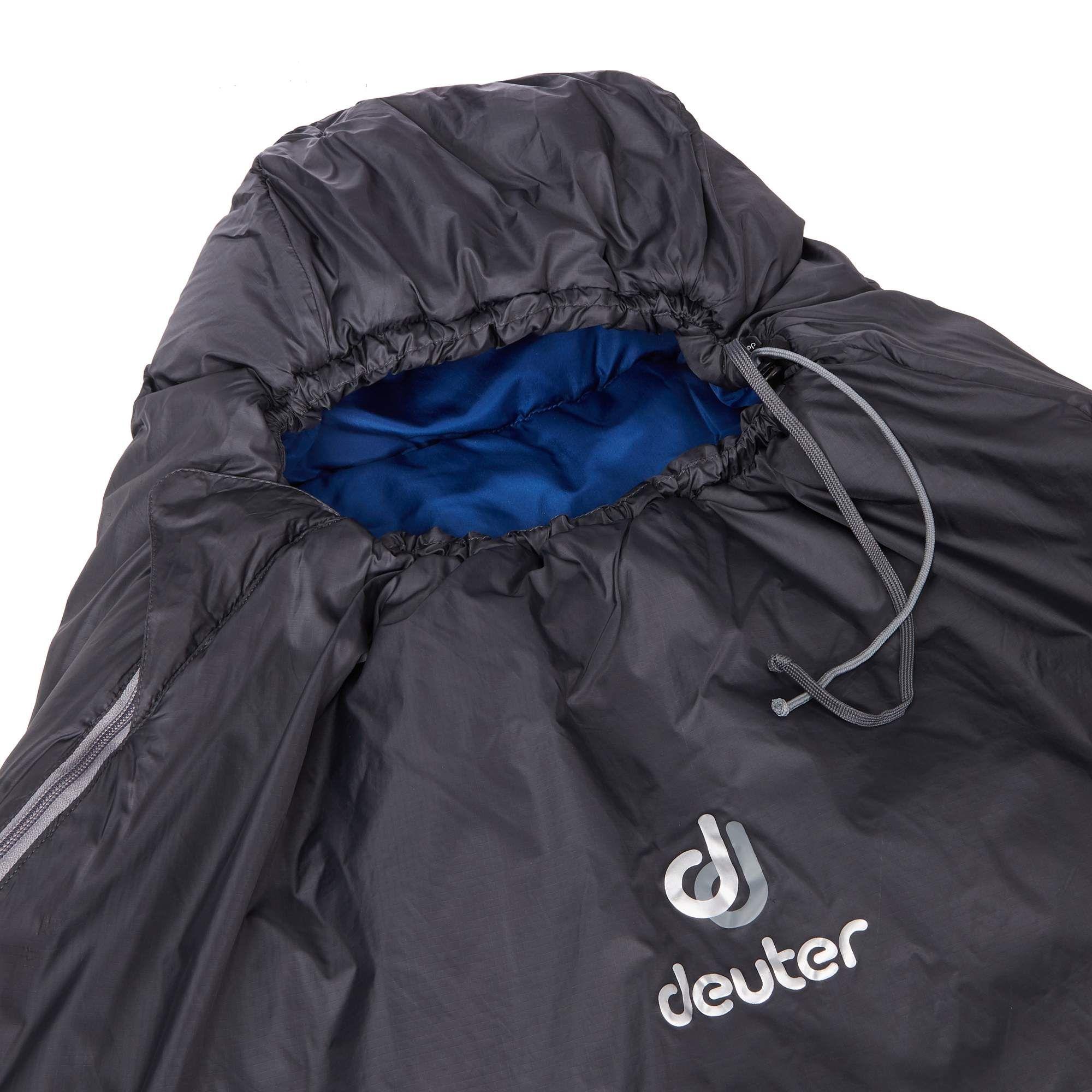 Спальный мешок Deuter Orbit +5° - фото 8