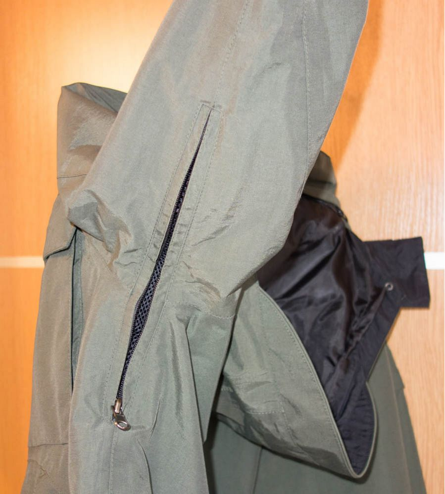 Штормовая куртка Commandor Neve Pike - фото 7