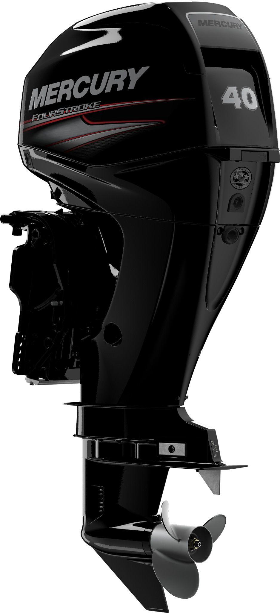 Лодочный мотор Mercury F40E EFI - фото 1