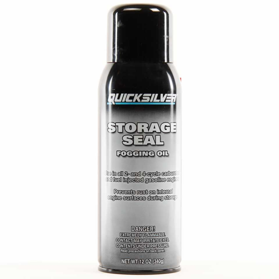 Спрей антикоррозийный Quicksilver Storage Seal 340 gr