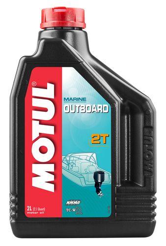 Масло моторное Motul Outboard 2T TC-W3 2 литра