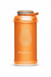 Мягкая бутылка HydraPak Stash Mojave Orange 1 л