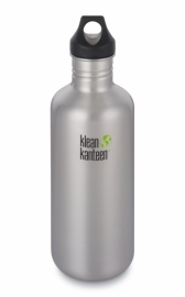 Фляга Klean Kanteen Classic Brushed Stainless 1182 ml