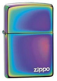 Зажигалка Zippo Spectrum Logo