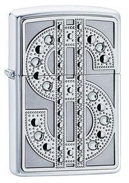 Зажигалка Zippo Bling Emblem