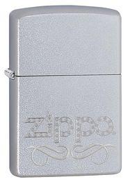 Зажигалка Zippo Scroll