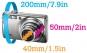 Маленький гермочехол Aquapac для камеры с жесткой линзой - фото 5