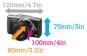 Гермочехол Aquapac для камеры с Zoom - объективом - фото 4
