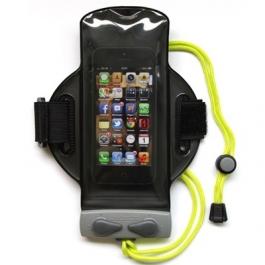 Маленький гермочехол Aquapac для телефона ну руку
