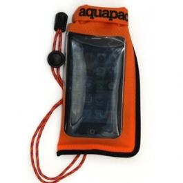 Мини гермочехол Aquapac Stormproof™ для телефона - оранжевый