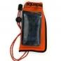 Мини гермочехол Aquapac Stormproof™ для телефона - оранжевый - фото 2