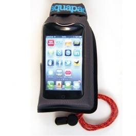 Мини гермочехол Aquapac Stormproof™ для телефона - серый