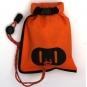 Маленький гермочехол Aquapac Stormproof™ - оранжевый - фото 3