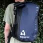 Герморюкзак Aquapac Toccoa™ 28L - синий/черный - фото 5