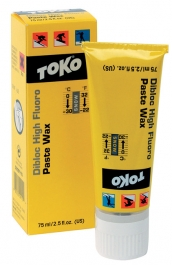 Toko Dibloc HF Paste Wax 75ml (High Fluoro)