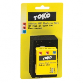 Toko Dibloc High Fluoro Rub-on Set 15g