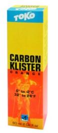 Toko Carbon Klister orange 60ml