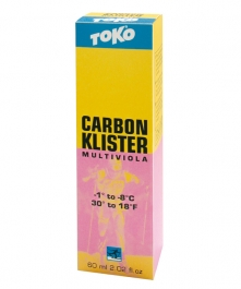 Toko Carbon Klister multiviola 60ml