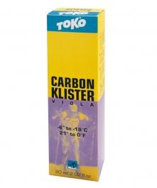 Toko Carbon Klister viola 60ml