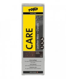 Toko Leather Wax Transparent-Beeswax 75ml