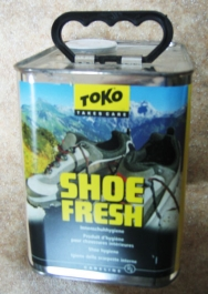 Дезодорант для обуви Toko Shoe Fresh 2500ml