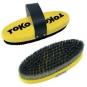 Toko Base Brush oval Horsehair (конский волос) - фото 1