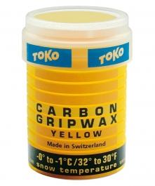 Toko Carbon GripWax yellow 32g