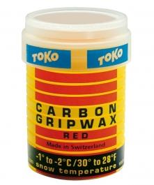 Toko Carbon GripWax red 32g