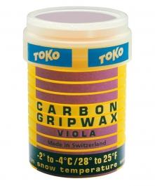 Toko Carbon GripWax viola 32g