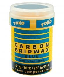 Toko Carbon GripWax blue 32g