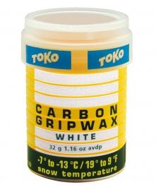 Toko Carbon GripWax white 32g