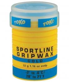 Toko SportLine GripWax cold 32g