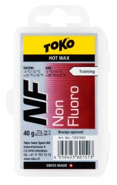 Toko NF Hot Wax red 40g