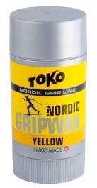 Toko Nordlic GripWax yellow 25g