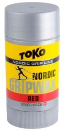 Toko Nordlic GripWax red 25g