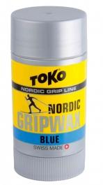 Toko Nordlic GripWax blue 25g