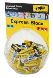 Toko Express Blocx (24шт) + Bowl (ваза)