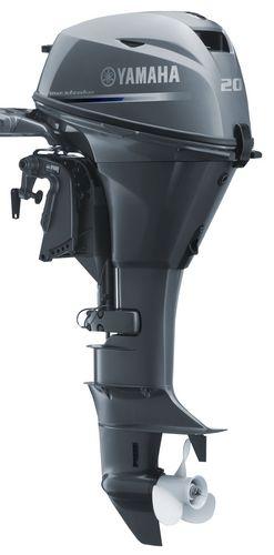 Лодочный мотор Yamaha F20BES - фото 1