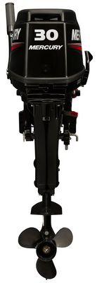 Лодочный мотор Mercury 30M - фото 3