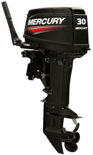 Лодочный мотор Mercury 30M - фото 1