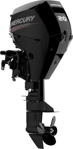 Лодочный мотор Mercury F20E