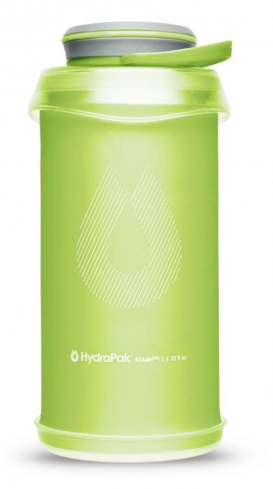 Мягкая бутылка HydraPak Stash Sequoia Green 1 л