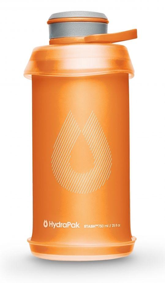 Мягкая бутылка HydraPak Stash Mojave Orange 750 мл