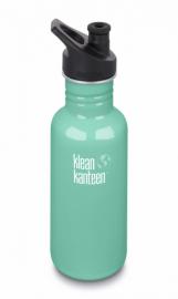 Фляга Klean Kanteen Classic Sport Cap Sea Crest 532 ml