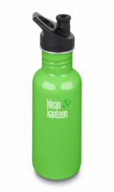 Фляга Klean Kanteen Classic Sport Cap Spring Green 532 ml