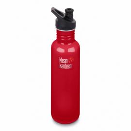 Фляга Klean Kanteen Classic Sport Cap Mineral Red 800 ml
