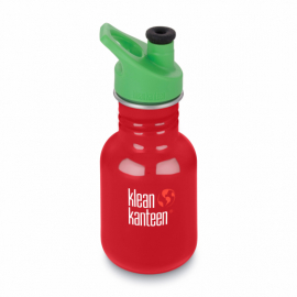Фляга Kid Kanteen Classic Sport Cap Mineral Red 355 ml