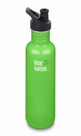 Фляга Klean Kanteen Classic Sport Cap Spring Green 800 ml