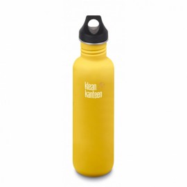 Фляга Klean Kanteen Classic Lemon Curry (matt) 800 ml